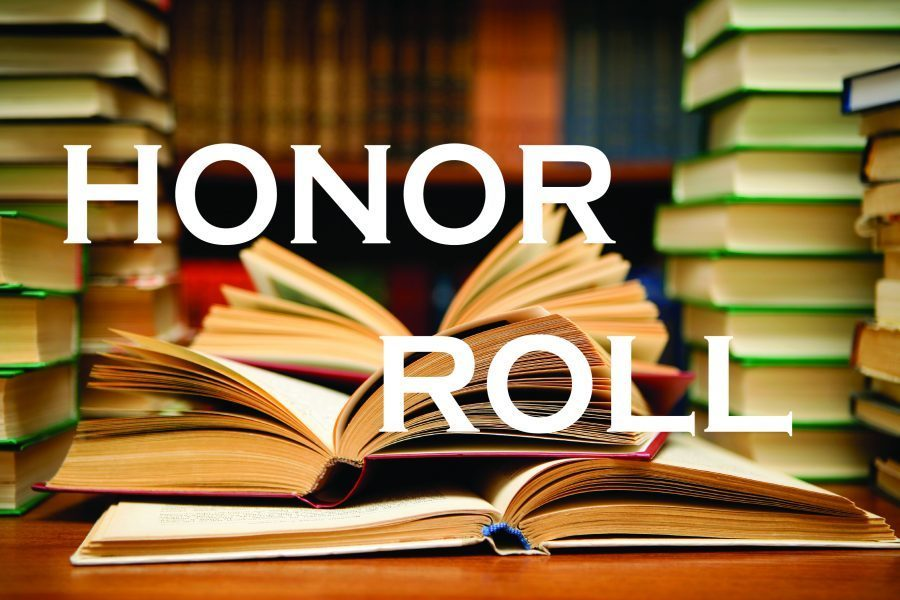 Honor Roll Third Quarter