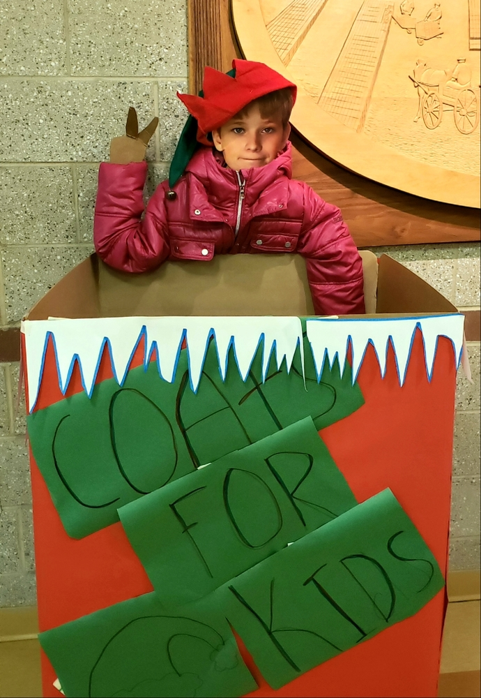 Coats For Kids Donations