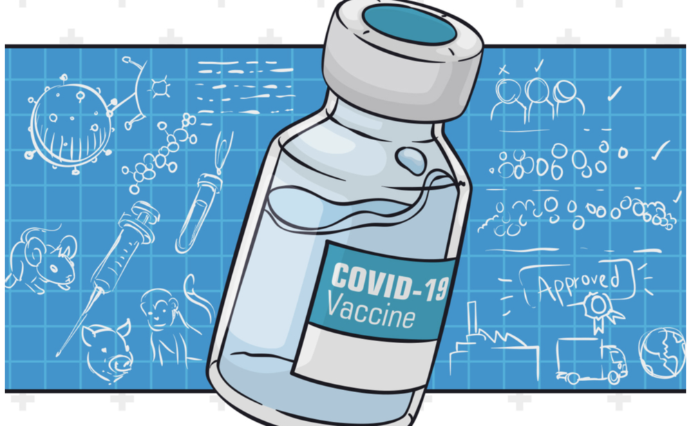 COVID-19 Vaccine Clinic at Brewer High School