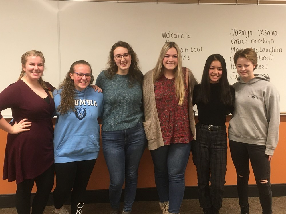 Poetry Out Loud Finals