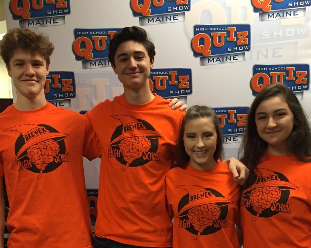 Brewer High School Quiz Show Team