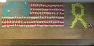 Veteran's Day Wall of Honor