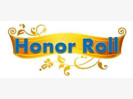 Honor Roll - Third Quarter
