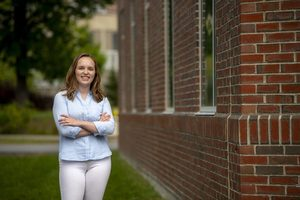 Portland Press Herald Features Brewer Student in Article