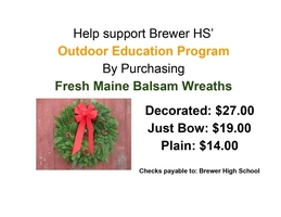 Annual OE Wreath Sale