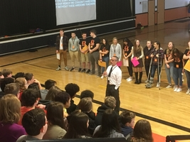 8th Graders Step-Up to BHS