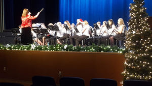 BCS Middle School Concert Joy